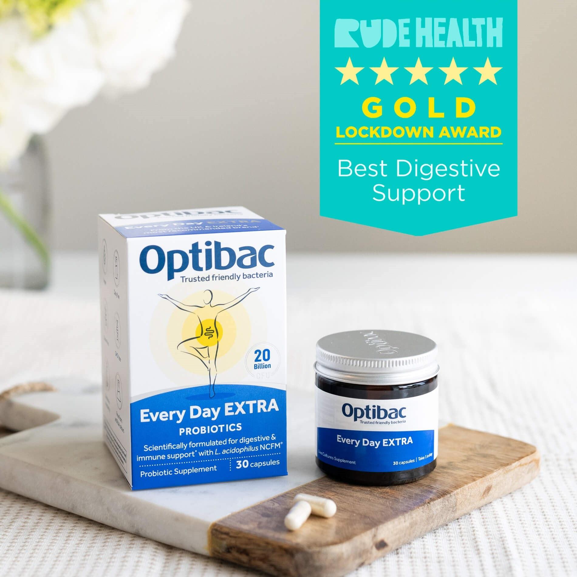 Optibac Probiotics Awards