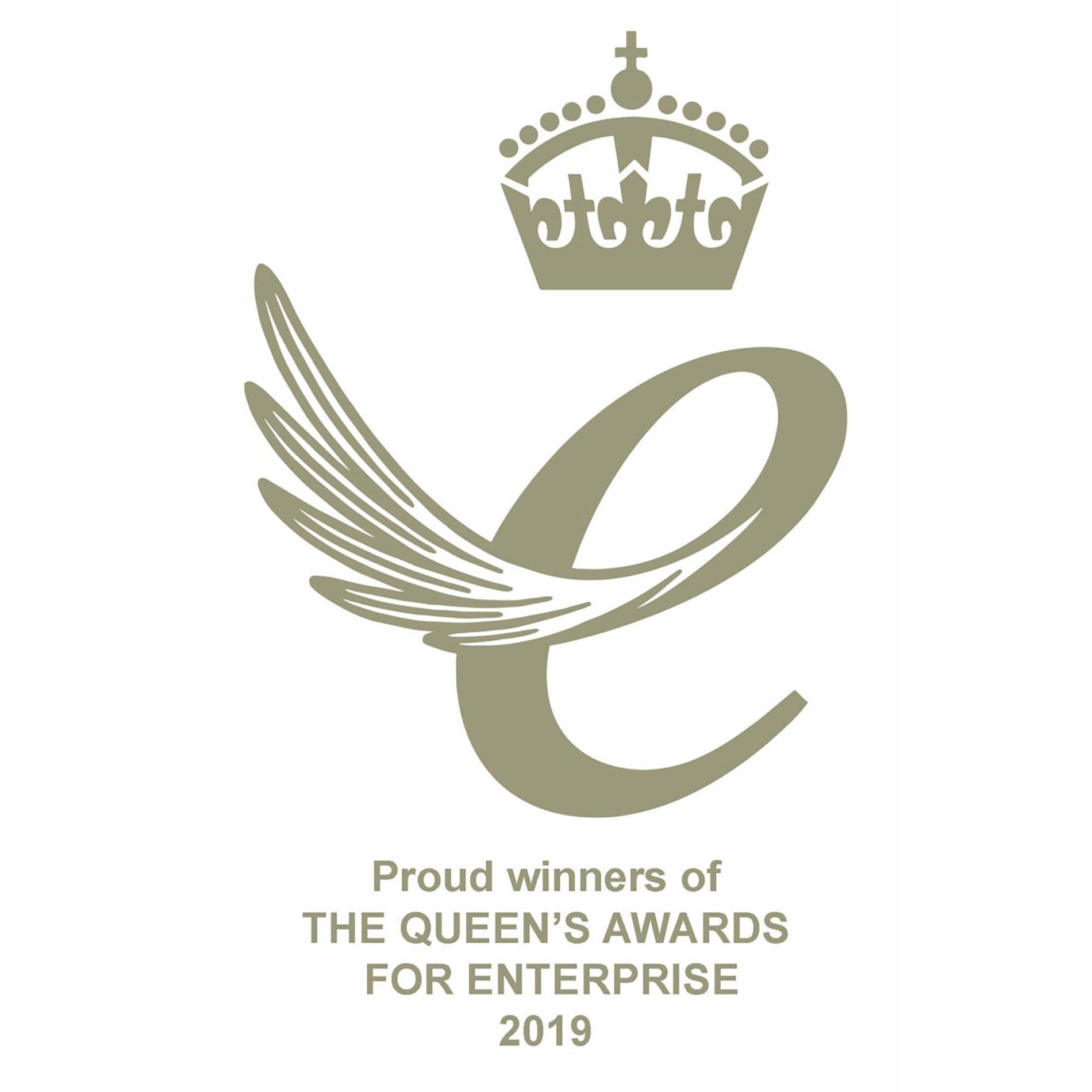Queens Award for Enterprise