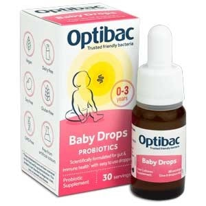 Optibac 'For your baby'