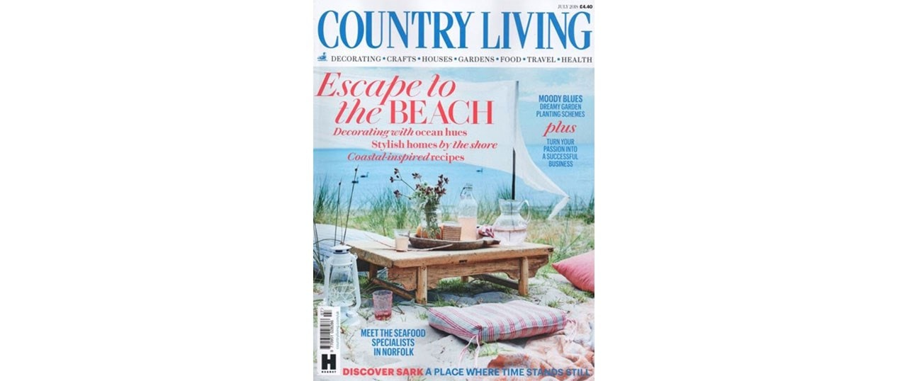 country living front cover