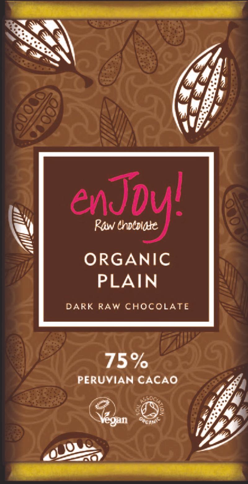 Enjoy! - Dark Raw Chocolate