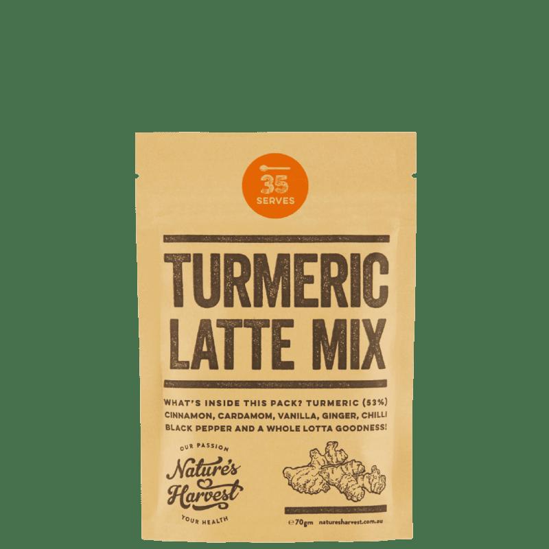 Nature's Harvest - Turmeric Latte Mix
