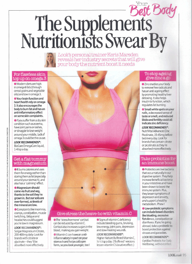 article in look magazine