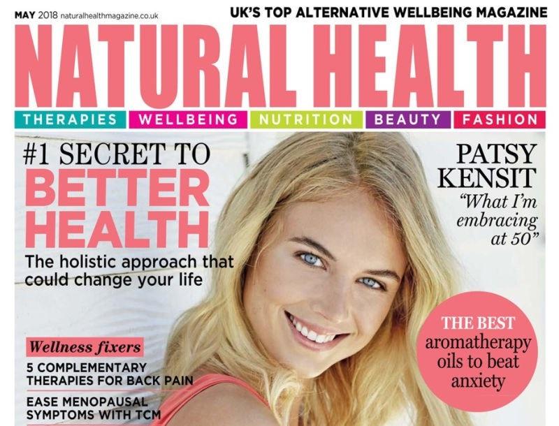 Natural Health magazine cover