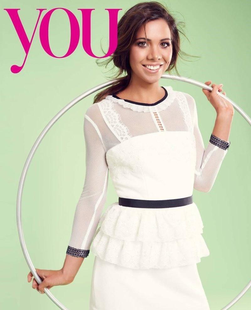 You magazine cover