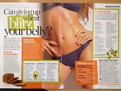 Dieting magazine
