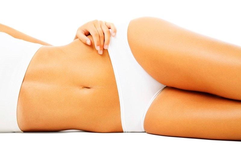 Female torso and legs