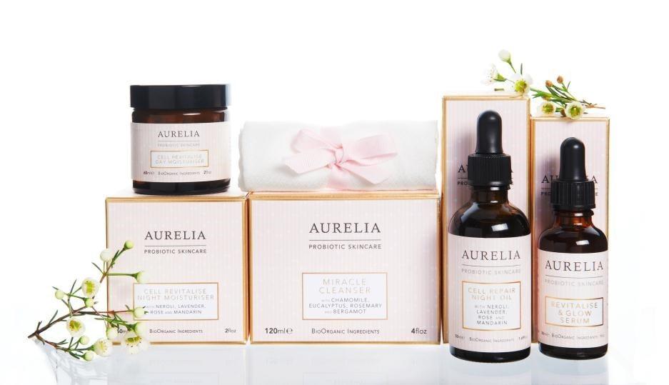 Auriela probiotic skincare