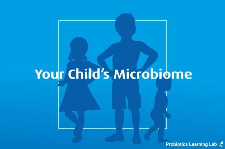 Optibac child microbiome