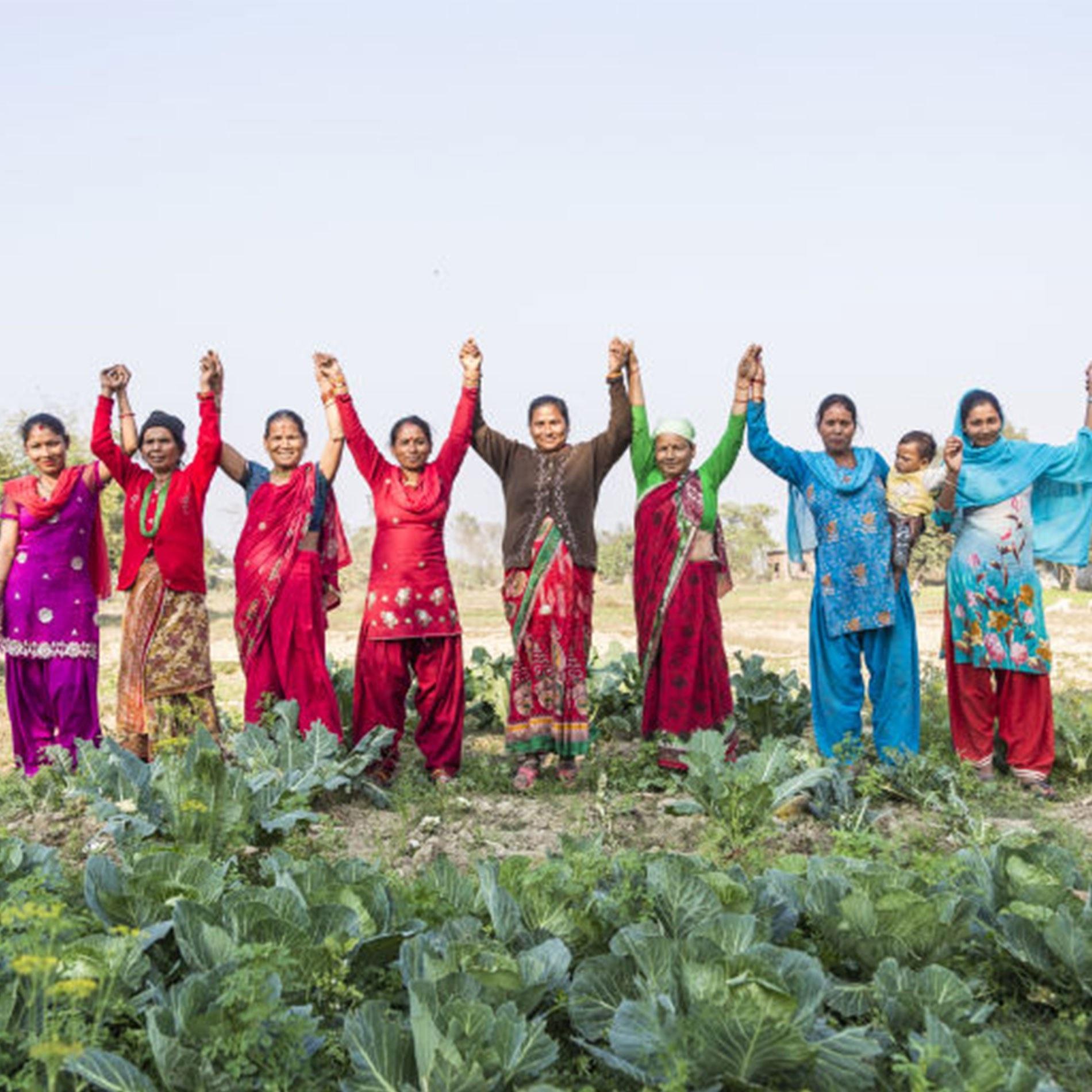 Womankind partnership