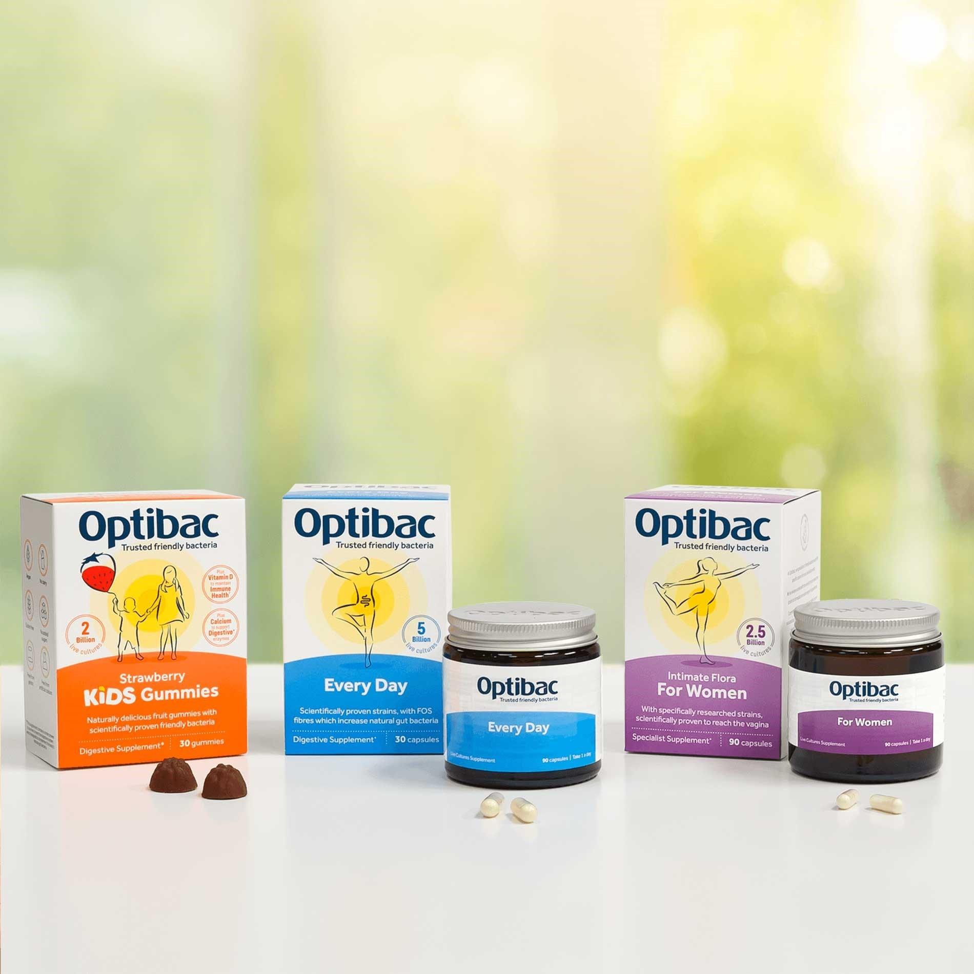 Why OptiBac Probiotics