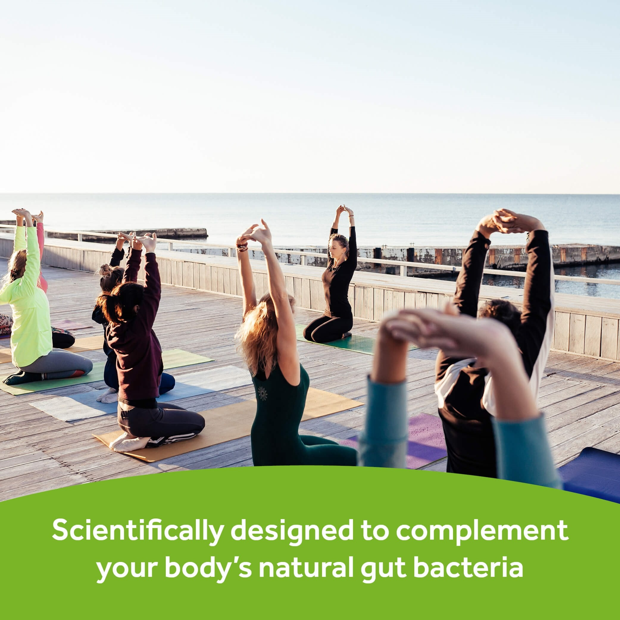 Optibac Probiotics Bifido & Fibre - complements gut flora