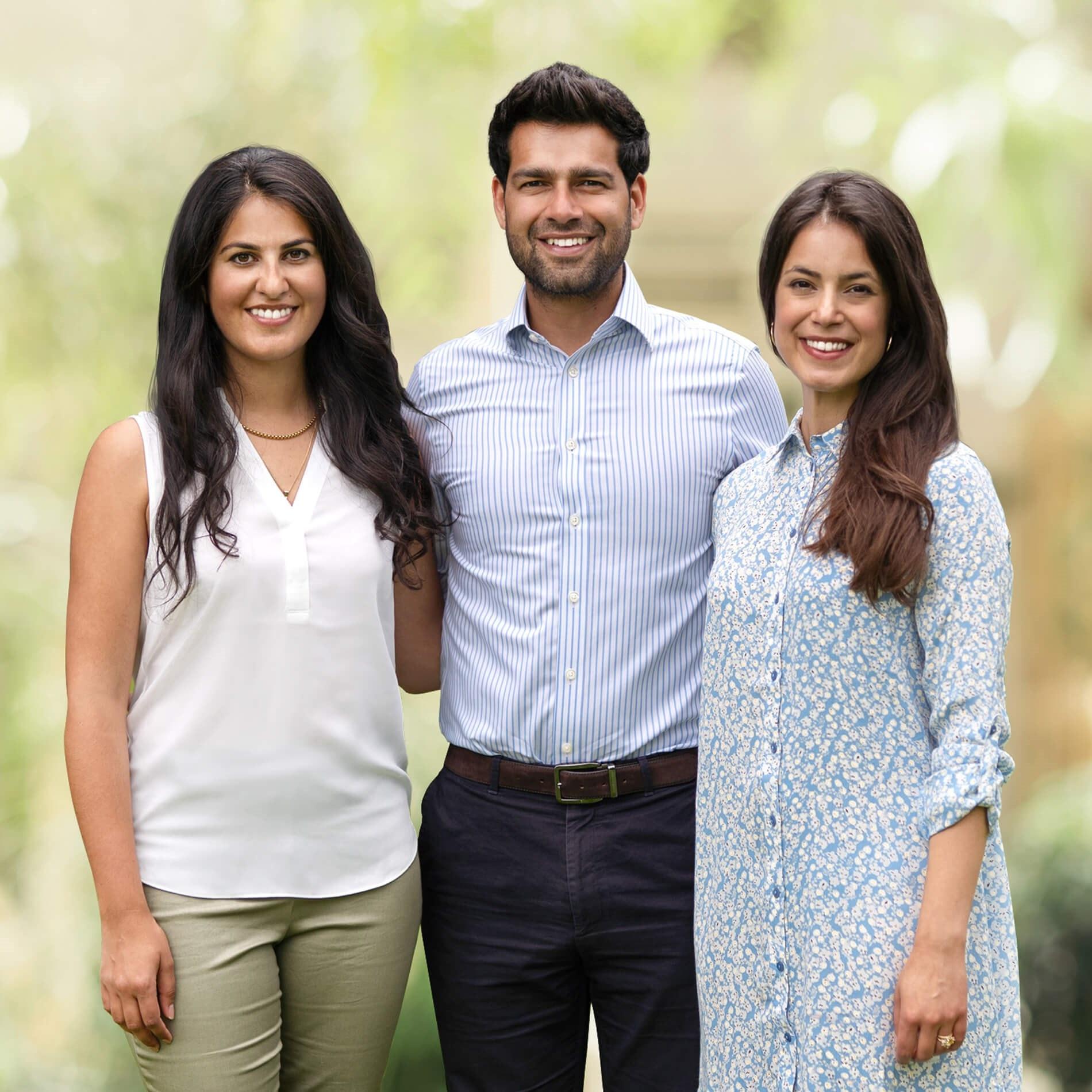 OptiBac Probiotics founders