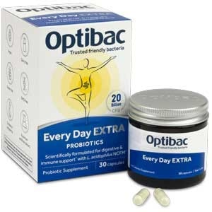 Optibac Probiotics - 'For every day EXTRA strength'