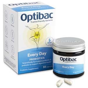 Optibac 'For every day' probiotics