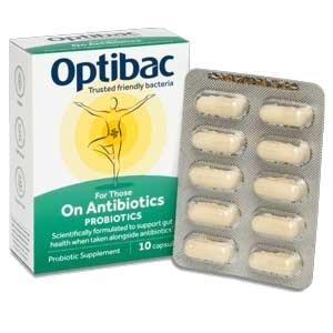 For Those On Antibiotics probiotics