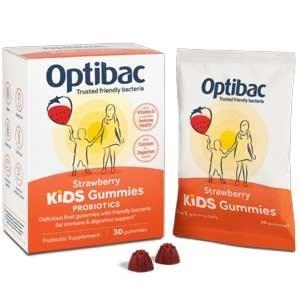Optibac Probiotics Kids Gummies