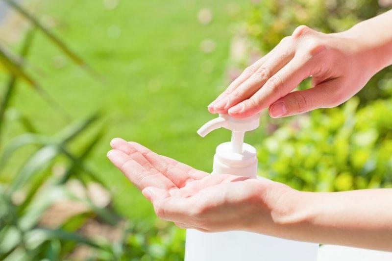 hands soap