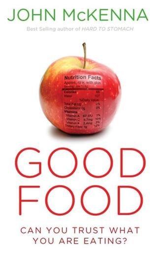 John Mckenna good food book cover