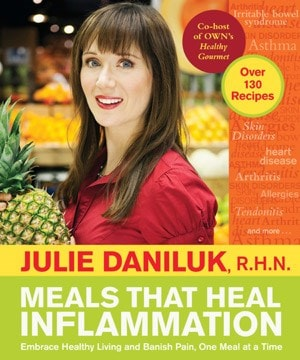 Meals that heal inflammation book cover