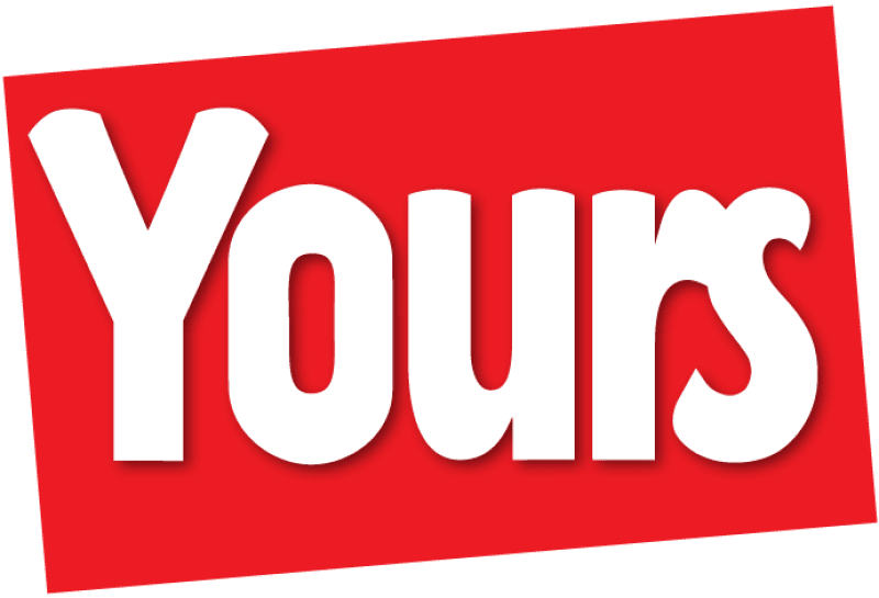 yours magazine front cover