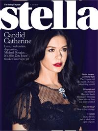 stella magazine front cover