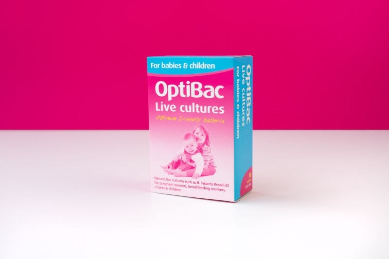 Optibac 'For babies and children'