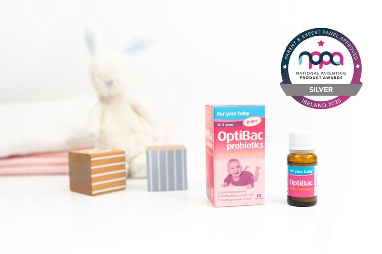 Optibac 'For your baby' NPPA Award