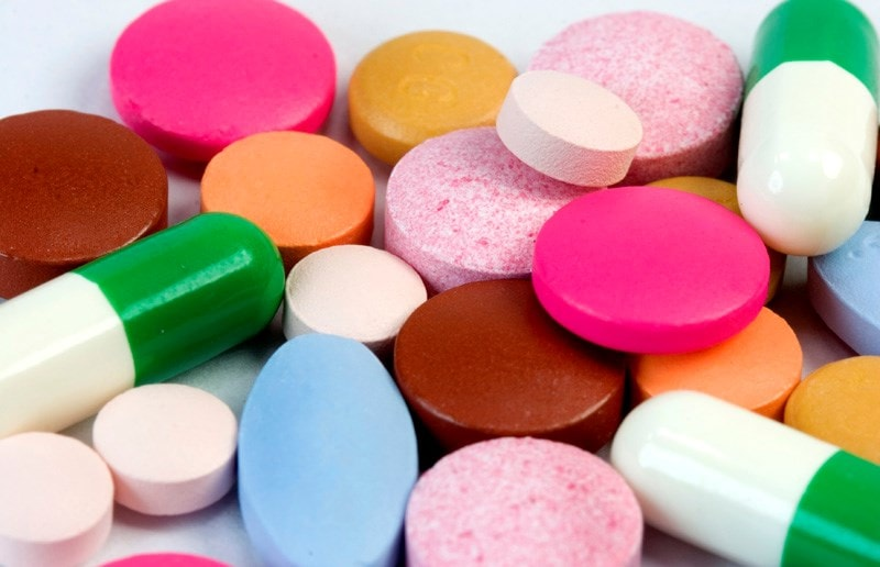 Selection of medicines
